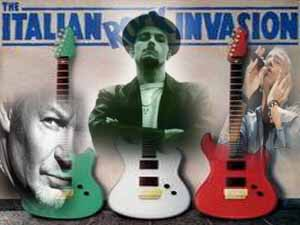Progressive rock invasion - Italian Rock